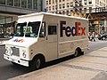 FedEx truck, Chicago, IL.JPG