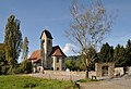 Feldkirch Alte PK Hl Michael und Friedhof 2.JPG