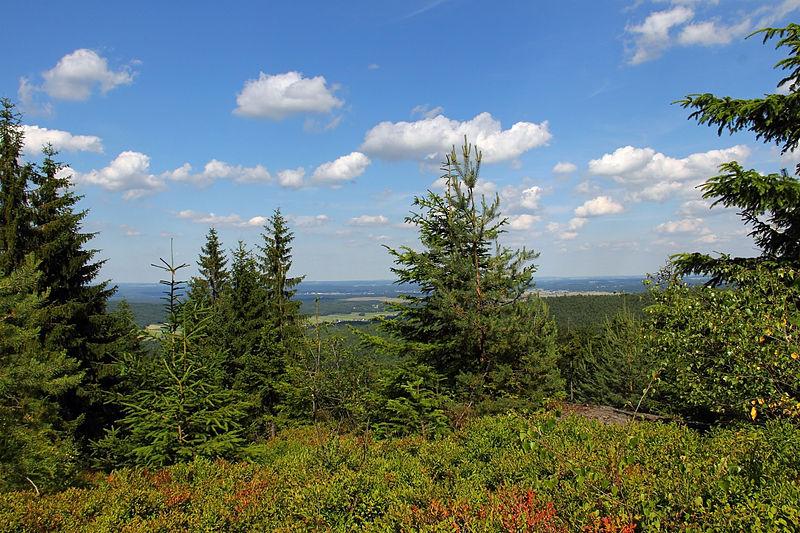 Das nördliche Waldviertel
