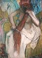 Femme se coiffant dEdgar Degas (Musée dOrsay) (3210104657).jpg