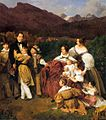Ferdinand Georg Waldmüller - The Eltz Family - WGA25426.jpg