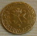 Ferdinando I granduke of tuscany coins, 1587-1609, ducato 1588.JPG