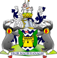 Coat of arms of County Fermanagh