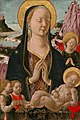 Ferrarese 15th Century - Madonna and Child with Angels, c. 1455-1470, 1939.1.115.jpg