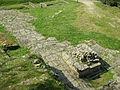 Fiesole, area archeologica, teatro 13 strada lastricata.JPG