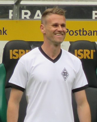 Filip Daems - Daems with Mönchengladbach in 2015