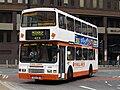 Finglands bus 1769 (N131 YRW) 1996 Volvo Olympian Alexander RH, Manchester Piccadilly, route 42, 25 July 2008.jpg