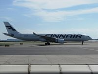 Finnair A330 OH-LTS at KJFK 20110824.jpg