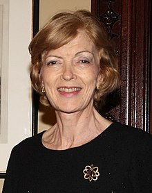 Fiona Woolf at the Lord Mayor's Show in 2013