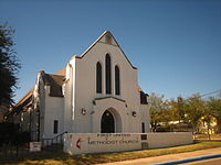 First United Methodist Church of Laredo, TX revised photo IMG 2005