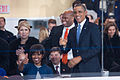 First lady gives thumbs-up at 57th Presidential Inaugural Parade 130121-Z-QU230-254.jpg