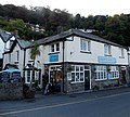 Fish on the Harbour, Lynmouth (geograph 4180406).jpg