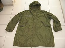 Green Military Jacket