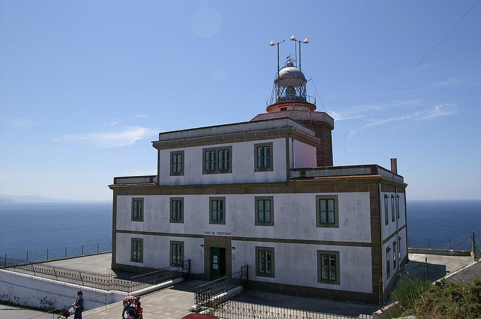 Fisterra-leuchtturm