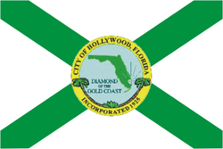 Flag of Hollywood, Florida.png
