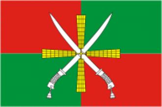 Kagalnitsky District - Image: Flag of Kagalnitsky rayon (Rostov oblast)