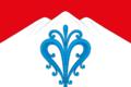 Flag of Kozhanovsky (Krasnoyarsk krai).png