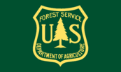 Flag of the Forest Service