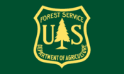 Flag of the United States Forest Service.png