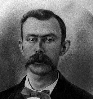 Pleasant Valley War - John Fletcher Fairchild, member of sheriff Mulvenon's posse and later sheriff of Coconino County