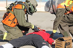 Flickr - Israel Defense Forces - Drill Simulates a Nuclear, Biological and Chemical Attack (9)