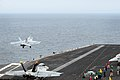 Flickr - Official U.S. Navy Imagery - An F-A-18E Super Hornet takes off..jpg