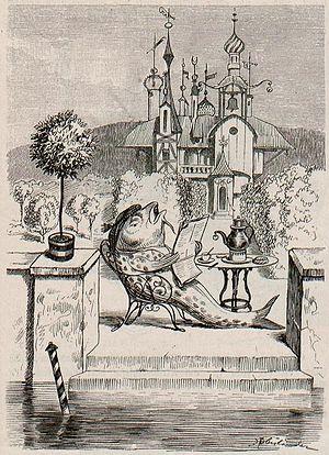 Adolf Oberländer - Image: Fliegende Blaetter 85 36 b 1