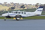 Flight Avionics (VH-NSK) Beechcraft 58 Baron at Wagga Wagga Airport (1).jpg