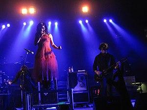 Flyleaf (band) -  Flyleaf performing in 2010.
