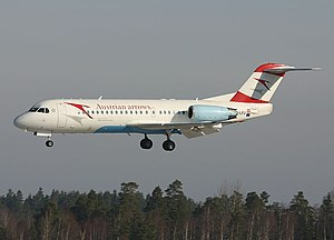 Fokker 70 (F-28-0070), Austrian Arrows (Tyrolean Airways) AN0812978.jpg