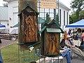 Folk Art Bat Houses.jpg