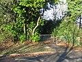 Footpath safety railings - geograph.org.uk - 1066392.jpg