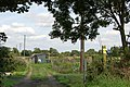 Footpath through allotments opposite Halfway Lane, Dunchurch - geograph.org.uk - 1437562.jpg