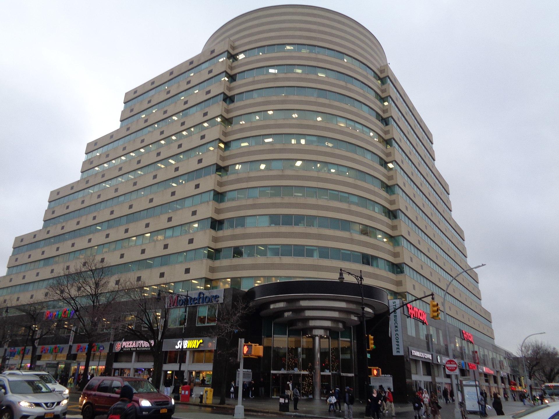Fordham Plaza Bronx Wikipedia