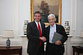 Foreign Minister Lambrinidis meets with Thessaloniki Mayor Yannis Boutaris (Athens, 13.07.11).jpg