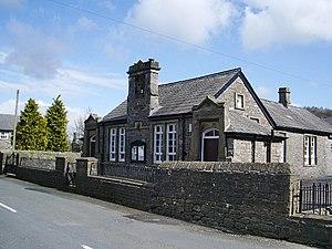 Sawley, Lancashire - Image: Former Sawley School geograph.org.uk 759840
