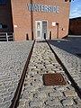 Former railway line, Waterloo Road, Liverpool.JPG