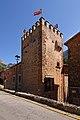 Fornaltx, Ayuntamiento, torre.jpg