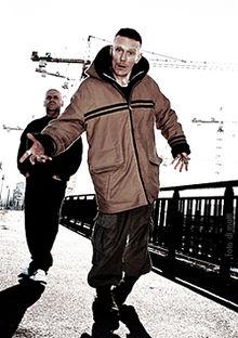 Hip hop dance - 3 6