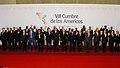 Foto Oficial dos Chefes de Estado e de Governo da VIII Cúpula das Américas.jpg