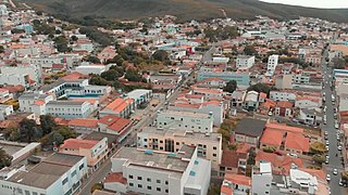 Caetité Municipality in Bahia, Brazil