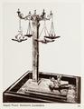 Fotografi från Museo, candelabro. Neapel, Italien - Hallwylska museet - 106857.tif