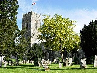 Church of St Michael the Archangel, Framlingham Church in United Kingdom