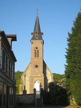 FranceNormandieCanapvilleEglise.jpg