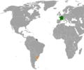 France Uruguay Locator.png