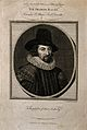 Francis Bacon, Viscount St Albans. Line engraving by A. Bann Wellcome V0000265.jpg