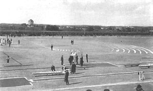 Francis Field (Missouri) - Francis Field during the 1904 Summer Olympics.