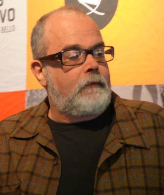Frank Kozik - Frank Kozik at Campus Creativo in 2013.