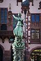Frankfurt - Justice fountain in Römerberg - 1019.jpg