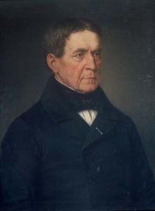 Franz von Baader, Ölgemälde im Besitz der Bayerischen Akademie der Wissenschaften (Quelle: Wikimedia)